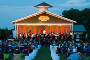 Opening Night June 19 2015 MSO at The Freeman Stage at Bayside
