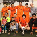 Aguas Calientes, subcampeón de la Primera División.