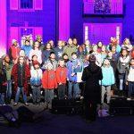 Georgetown Middle School choir.