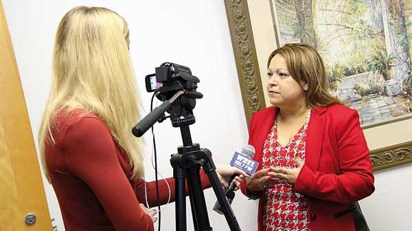 Dr. Rosa Colón-Kolacko entrevistada por WDEL.