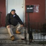 BALTIMORE, MD -- 11/12/16 - Jose Cedillo, a 41-year-old former restaurant worker from Honduras struggles to get health care for his diabetes.  His immigration status compounds his issues and often finds himself without a job and homeless on the streets of Baltimore.  Photo by Doug Kapustin