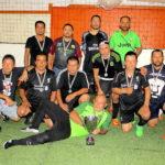 Subcampeón: Alquisiras.