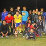 Team Latinos se llevó el segundo lugar.
