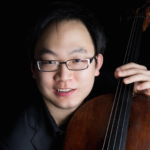 Philo Lee (cello). Photo: Courtesy DSO