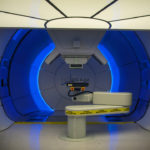 Proton facilities like this one in Baltimore zap cancer with beams of subatomic proton particles instead of using conventional radiation. (Chiaki Kawajiri for KHN)