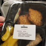 An example of one of MANNA's meals. (Phil Galewitz/Kaiser Health News)