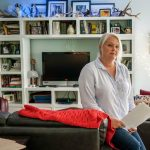 "After accounting for her insurer's payments, Jeannette Parker had to pay $4,191. ""My funeral would have been cheaper,"" she says. (Angel Valentín for KHN)"
